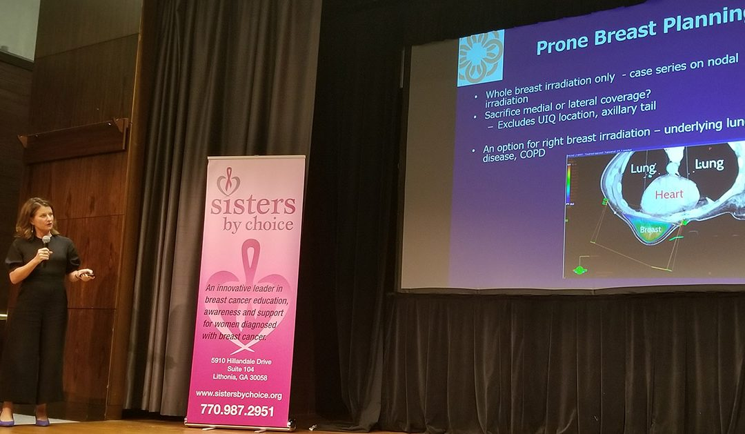Breast Cancer Research: Presenting at the Sister By Choice Annual Cancer Awareness Conference